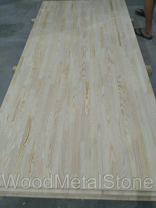 For export PINE Furniture wood panels, grade A/A radial 18-40mm, FCA, Dnipro/ Ukraine, фото 2