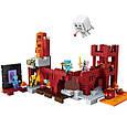 """Конструктор лего майнкрафт Аналог Lego Minecraft Lele 79147 """"Подземная крепость"""" 589 дет, фото 2"""
