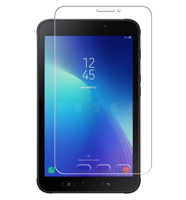 """Защитное закаленное стекло для планшета Samsung Tab Active 2 8.0"""" ( SM-T395 )"""