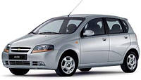 Тюнин Chevrolet aveo T200 (шевроле авео т200) 2002-2008
