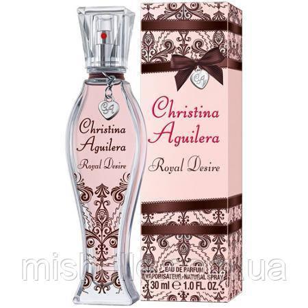 Женский парфюм Christina Aguilera Royal Desire (Кристина Агилера Роял Дизаер) копия