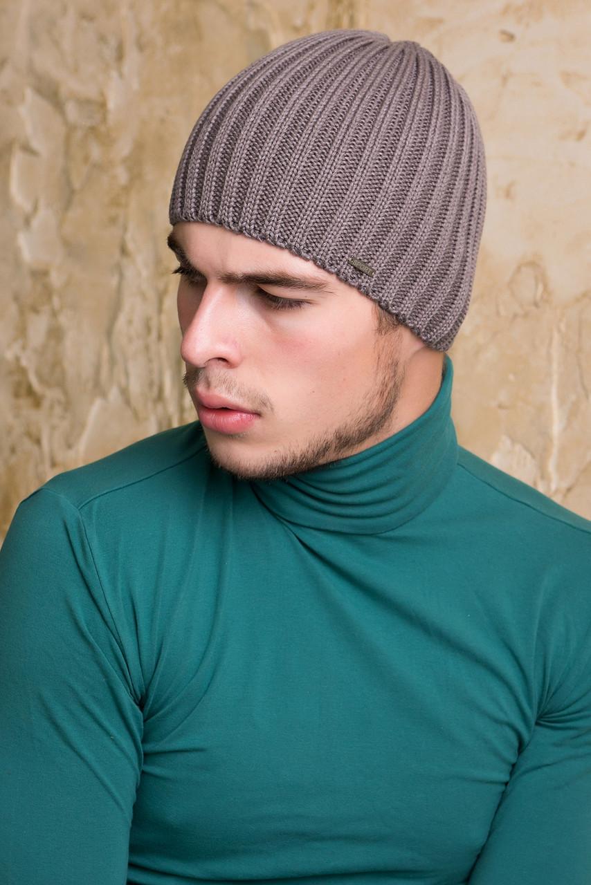 Мужская шапка «Брэндон»