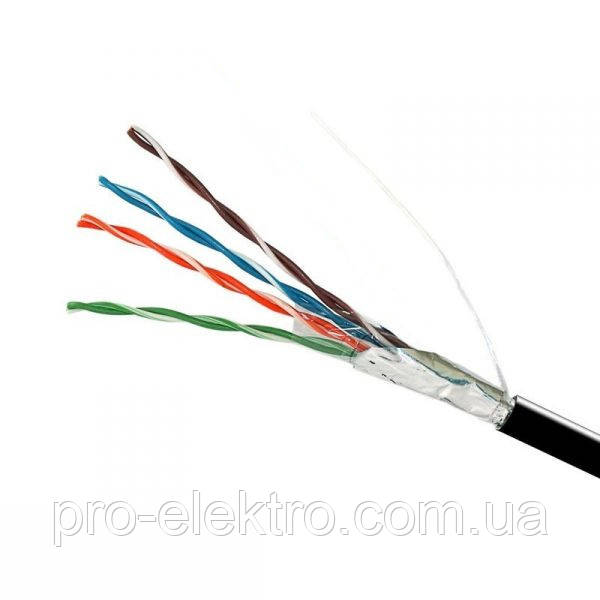 EH.LAN-24 Кабель FTP 4х2х0,51 CCA (наружный монтаж)