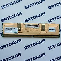 Игровая оперативная память Apacer DDR2 2Gb 667MHz PC2 5300U CL5 (78.AAG9O.9K4), фото 1