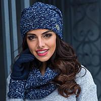 Вязаные шапки — удачные цветовые сочетания