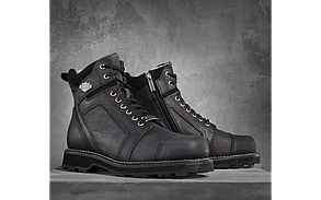 Мужские ботинки Harley-Davidson® Men's Carter Black (USA 10.5; EURO 43.5)