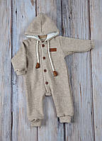 Обзор человечка для ребенка из ангоровой ткани