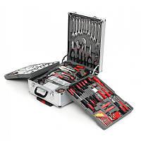 Набор инструментов из 188 элементов Kraft & Dele KD314 с алюминиевым кейсом