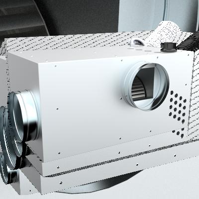 Каминный вентилятор DOSPEL (KOM III)