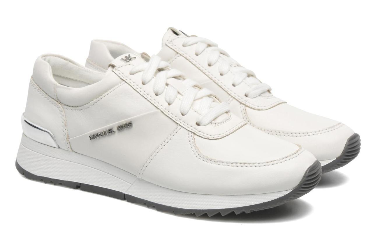 2df959a79822 Новые стильные кожаные кроссовки Allie Trainer Michael Kors Майкл Корс (США)  (Размер 26см