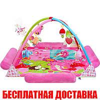 Развивающий коврик PlayTo 31614 Зверюшки