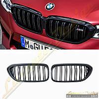 Решетки радиатора стиль М5  BMW G30