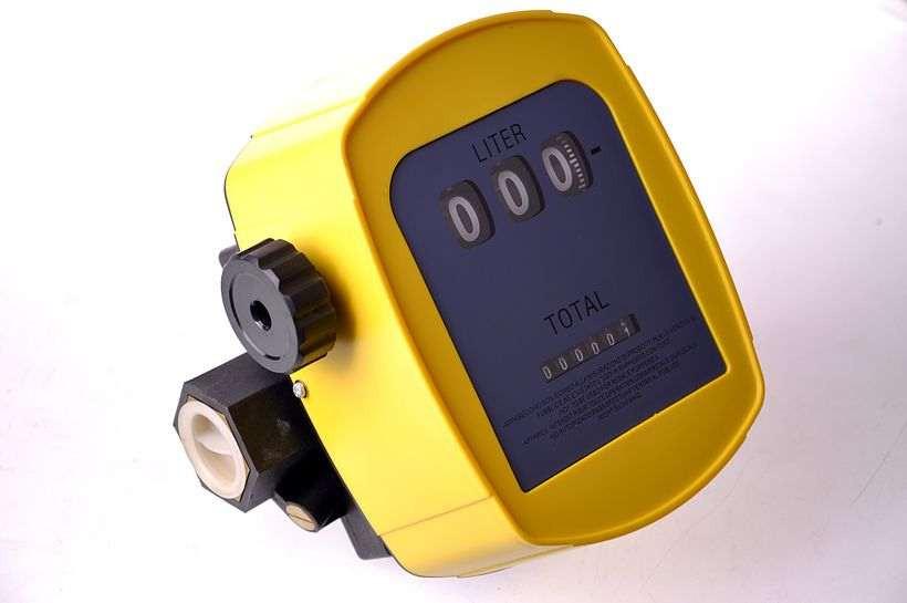 Лічильник для заправки міні Азс механічний 120 л/хв