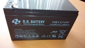Аккумуляторы для ИБП CSB Battery, B.B. Battery, Ventura