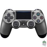 Джойстик Dualshock 4 ver.2 Steel Black PS4