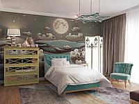 Дизайн интерьера - Уютная и необычная детская комната, фото 1