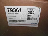 Радиатор охлаждения MAN TG-A (02-) 310 HP (+) (пр-во Nissens 62873)