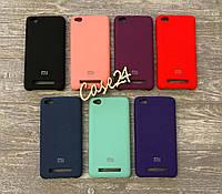 Чехол Soft touch для Xiaomi RedMi 4A (7 цветов)