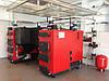 Промышленные котлы и котельные на пеллетах Eurotherm WMSP