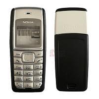 "Корпус ""ААА"" с  клавиатурой Nokia 1100 (черный)"