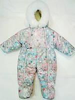 Зимний комбинезон Малыш для детей от 0+, фото 1