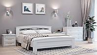 Спальня Вероника из массива ясеня