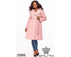 Пальто женское #196-5 Р.р