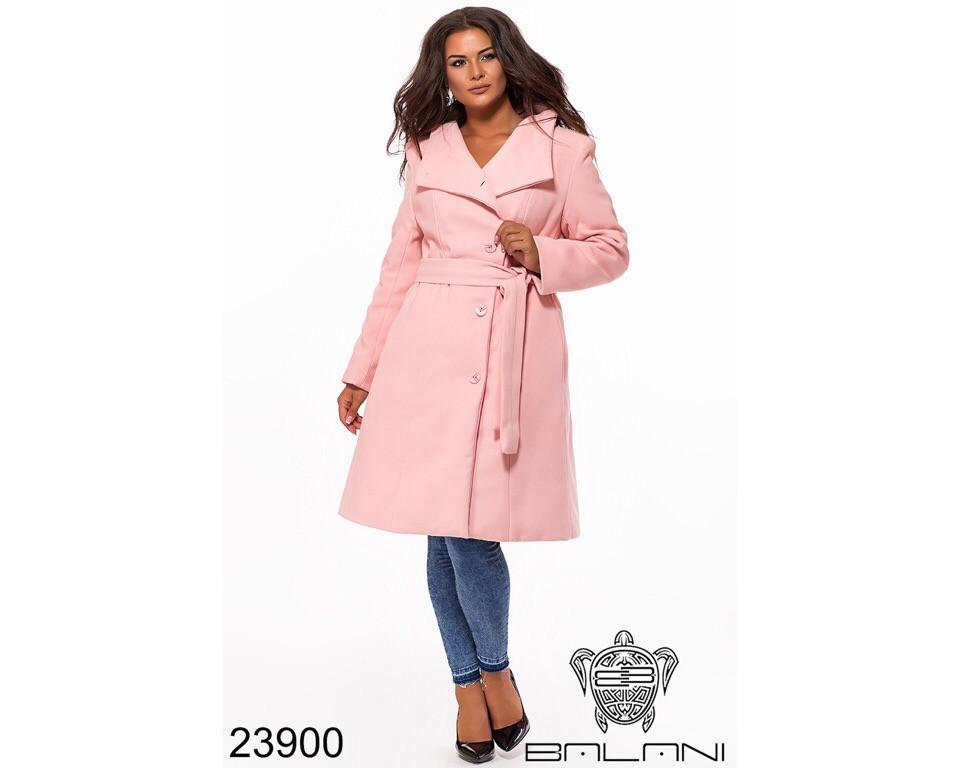 Пальто женское #196-5 Р.р 52