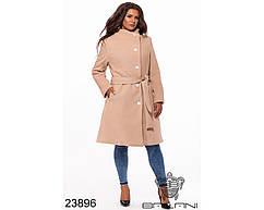 Пальто женское #196-1 Р.р