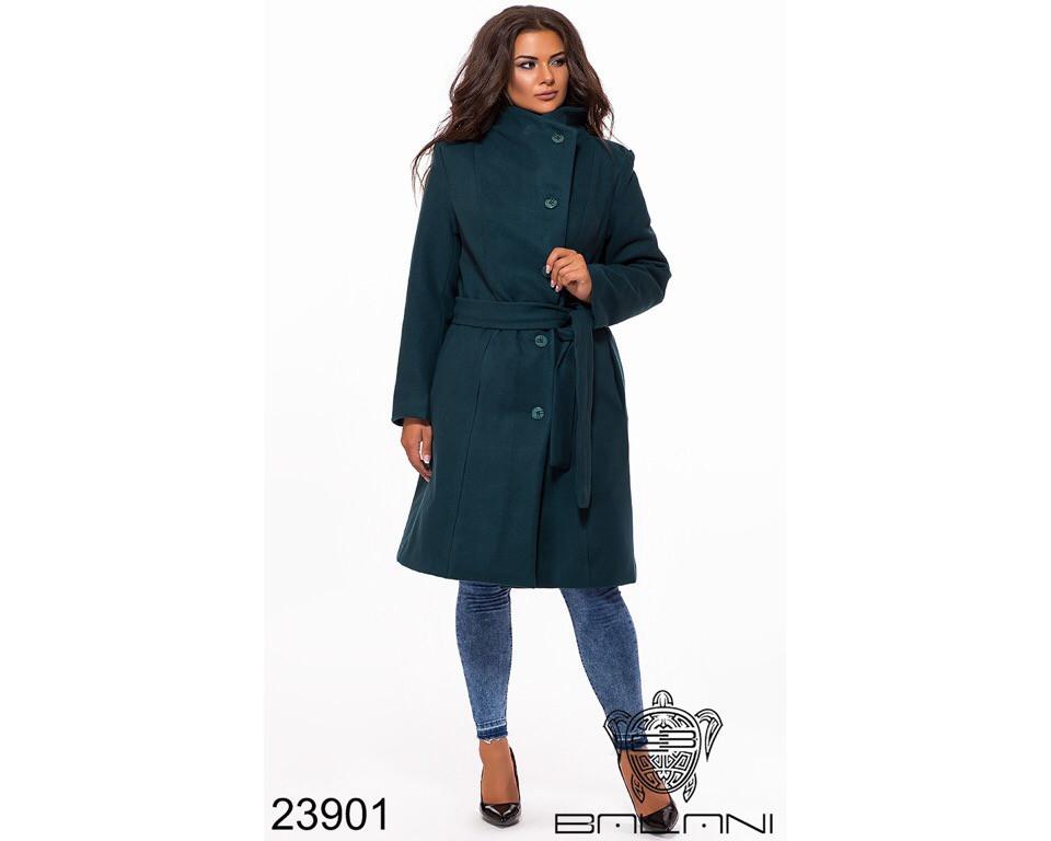 Пальто женское #196-6 Р.р 52