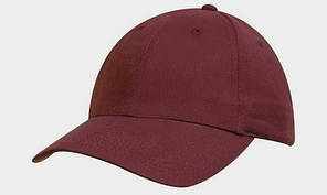 Кепка бейсболка бордовая Headwear proffesional - 00626