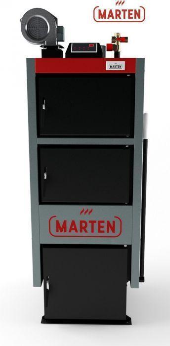 Котел твердотопливный длительного горения Marten Comfort MC 45