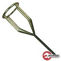 Міксер для гіпсу InterTool d-80мм L-400мм