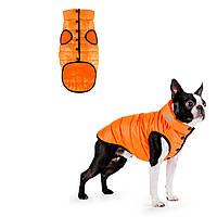 Куртка жилетка для собак Эйри вест (Airy vest Collar) односторонняя  S 40 Спаниель/Джек-рассел