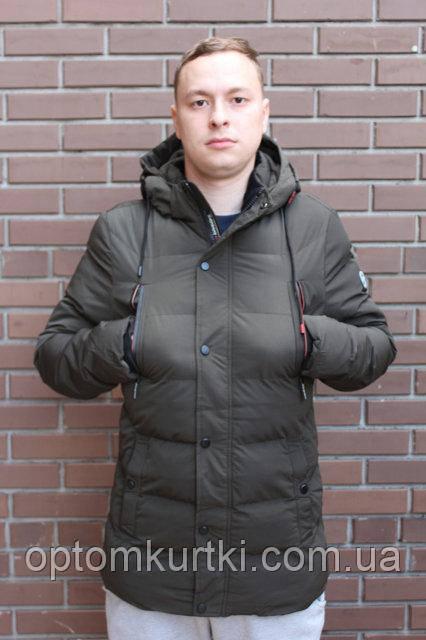 Модные осенние мужские куртки оптом в 2018 году.