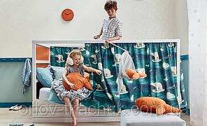 Обои в детскую флизелиновые Flurry Picturebook Villa Nova