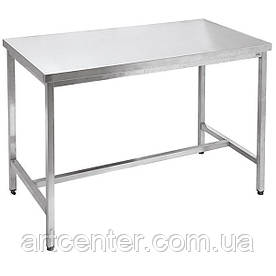 Стол 1100*600*850 мм, производственный без борта, без полки