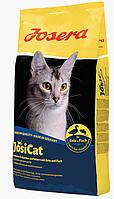 Сухой корм Йозера Josera JosiCat Ente & Fisch для котов с уткой и рыбой 10 кг