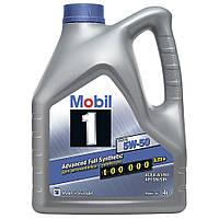 Масло моторное MOBIL 1 5W50 4л