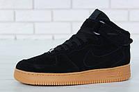 Зимние кроссовки Nike Air Force, Реплика, фото 1