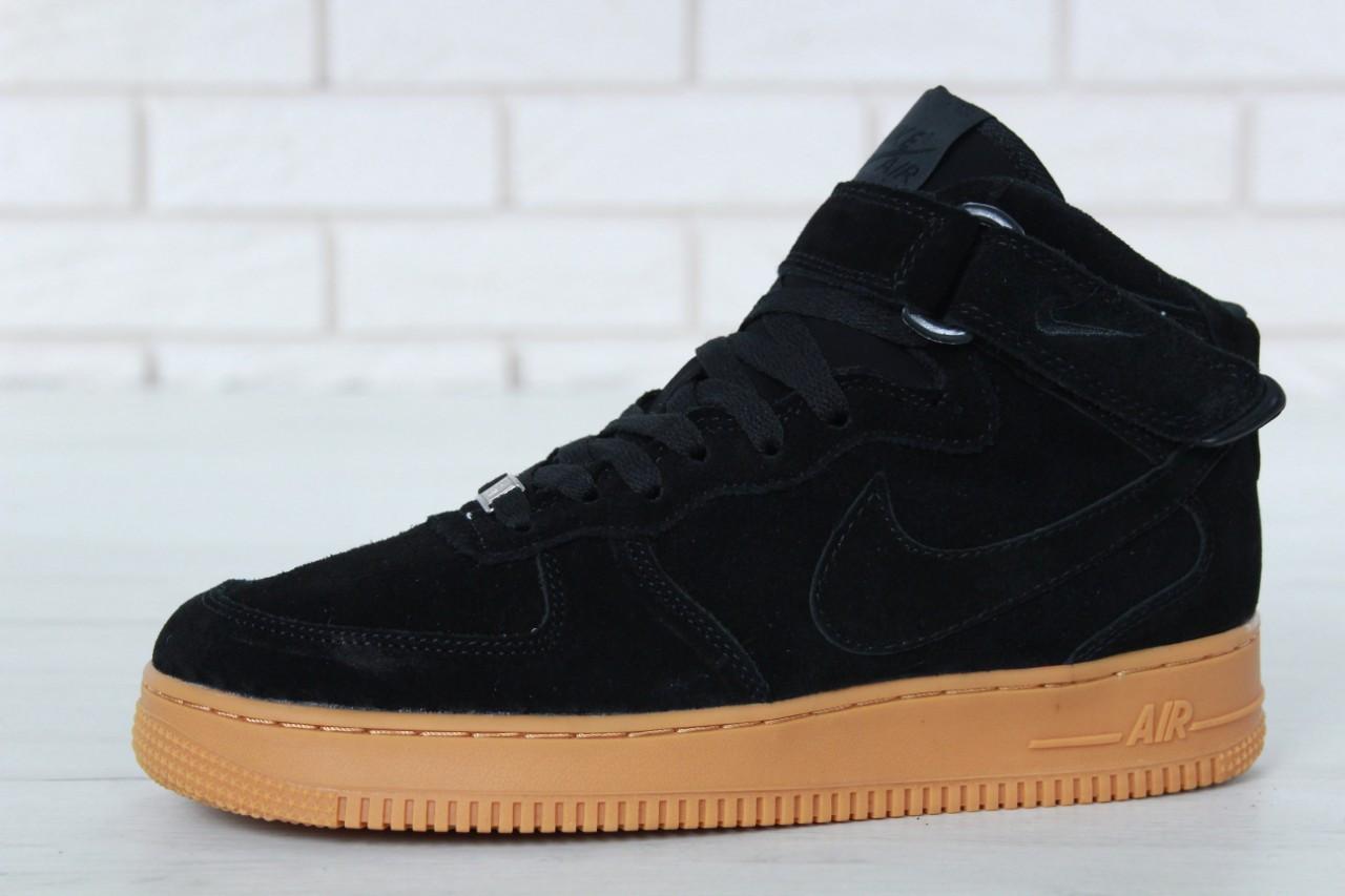 Зимние кроссовки Nike Air Force, Реплика