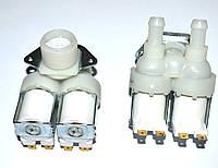Клапан подачи воды (заливной) для стиральной машинки  Италия 2/90 (D=12mm) универсальный