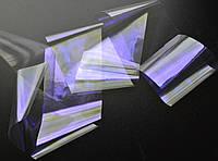 """Фольга """"битое стекло"""" для дизайна ногтей №5"""