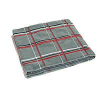 Полотенце махровое 68*140 ПРЕМИУМ серый 100% хлопка, арт. ПРЕМИУМ (шт.)