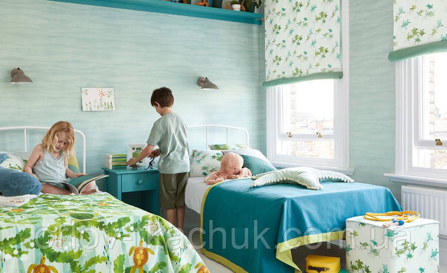 Обои в детскую флизелиновые Swish Ocean Picturebook Villa Nova