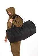 Сумка-рюкзак транспортная Melgo 90 L черная