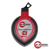 Шнур відбиточний InterTool L-15м