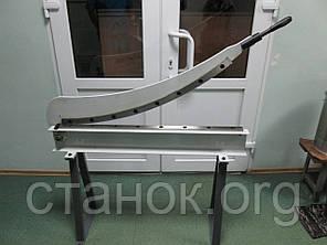 FDB Maschinen MS 1000 гильотинные ножницы ручные фдб мс 1000 машинен, фото 2