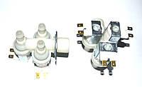 Клапан подачи воды (заливной) для стиральной машинки 3-90 (D=12mm)