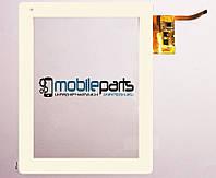 """Оригинальный Сенсор (Тачскрин) для планшета 9.7"""" IconBIT NetTab Space 12 pin (237x184mm) (Белый)"""